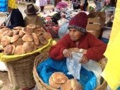 Fresh Bread, Cusco, Peru